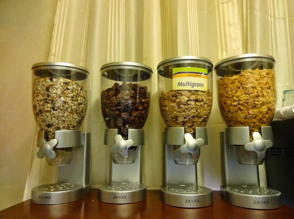 отель Chittadella верона кухня завтрак