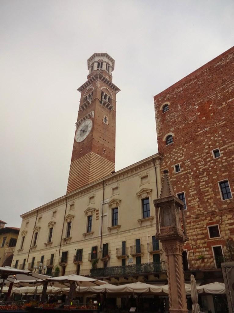 башня ламберти площадь Эрбе
