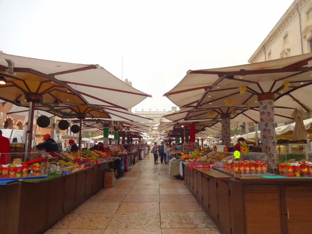 площадь Эрбе торговые ряды
