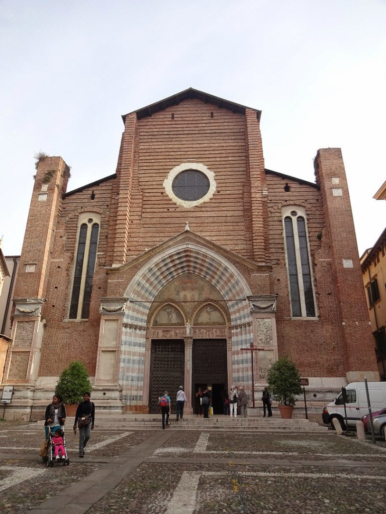 базилика анастасии здание