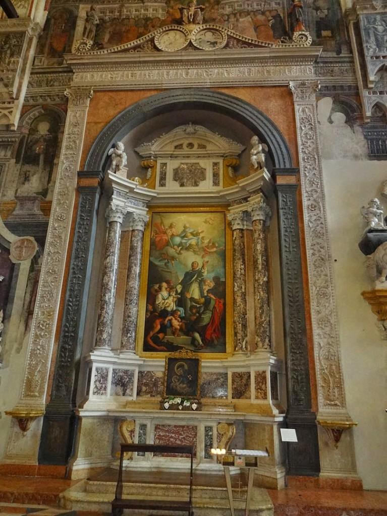 базилика анастасии алтарь