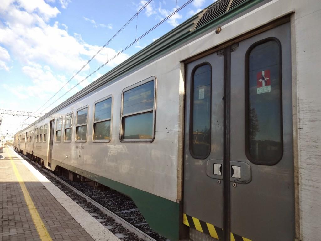 электричка регионале Италия