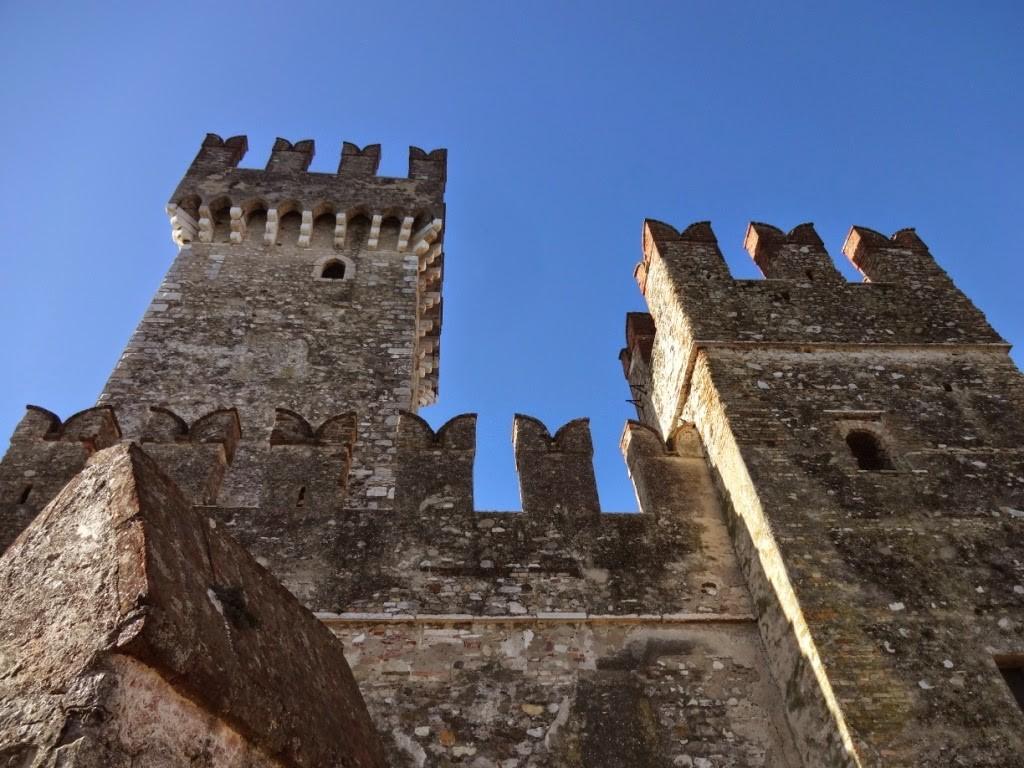 замок скалигеров в сирмионе