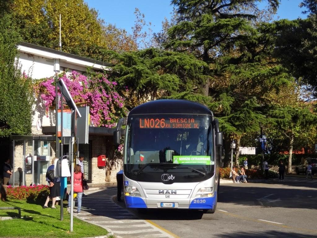 автобус 26 Верона