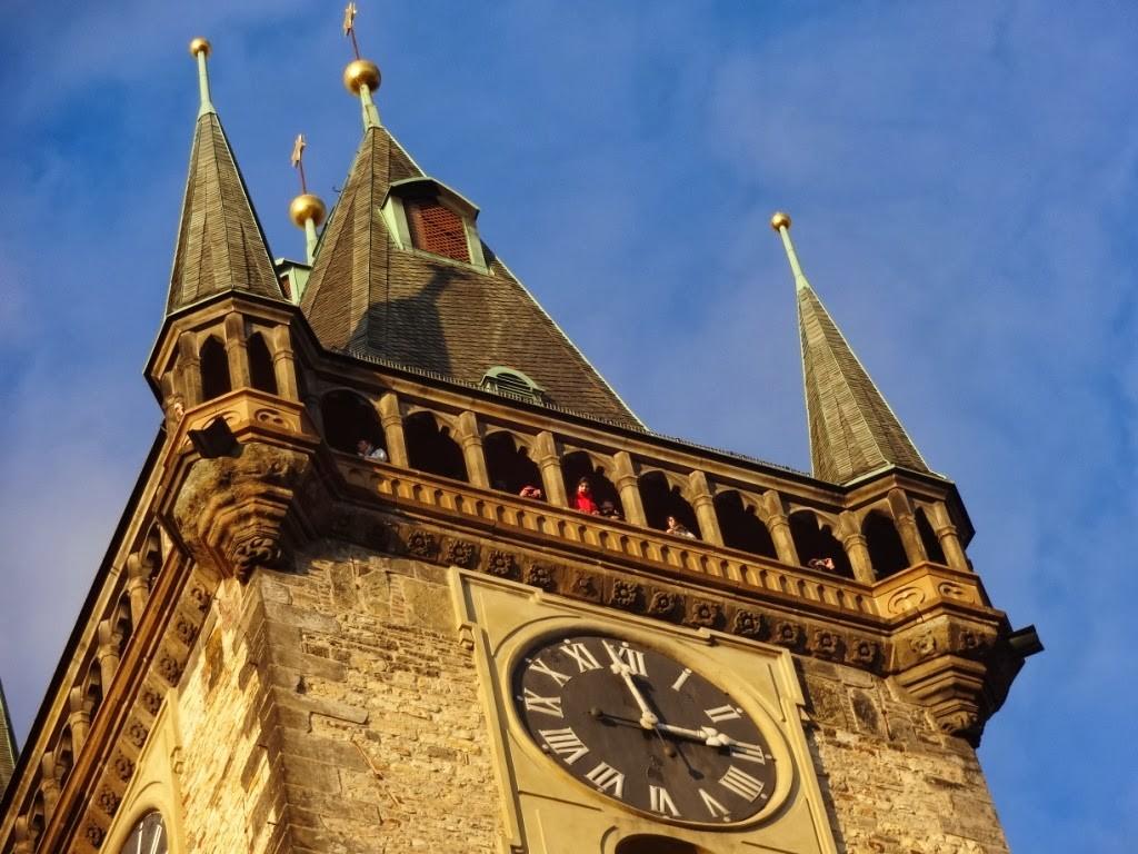 часы староместская площадь прага