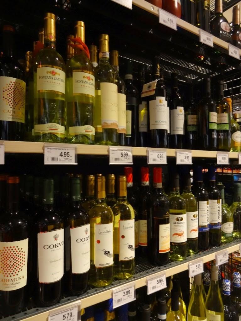 вино италия