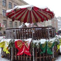 Новогодние каникулы в Прибалтике 2015. Автопутешествие в Латвию и Литву.