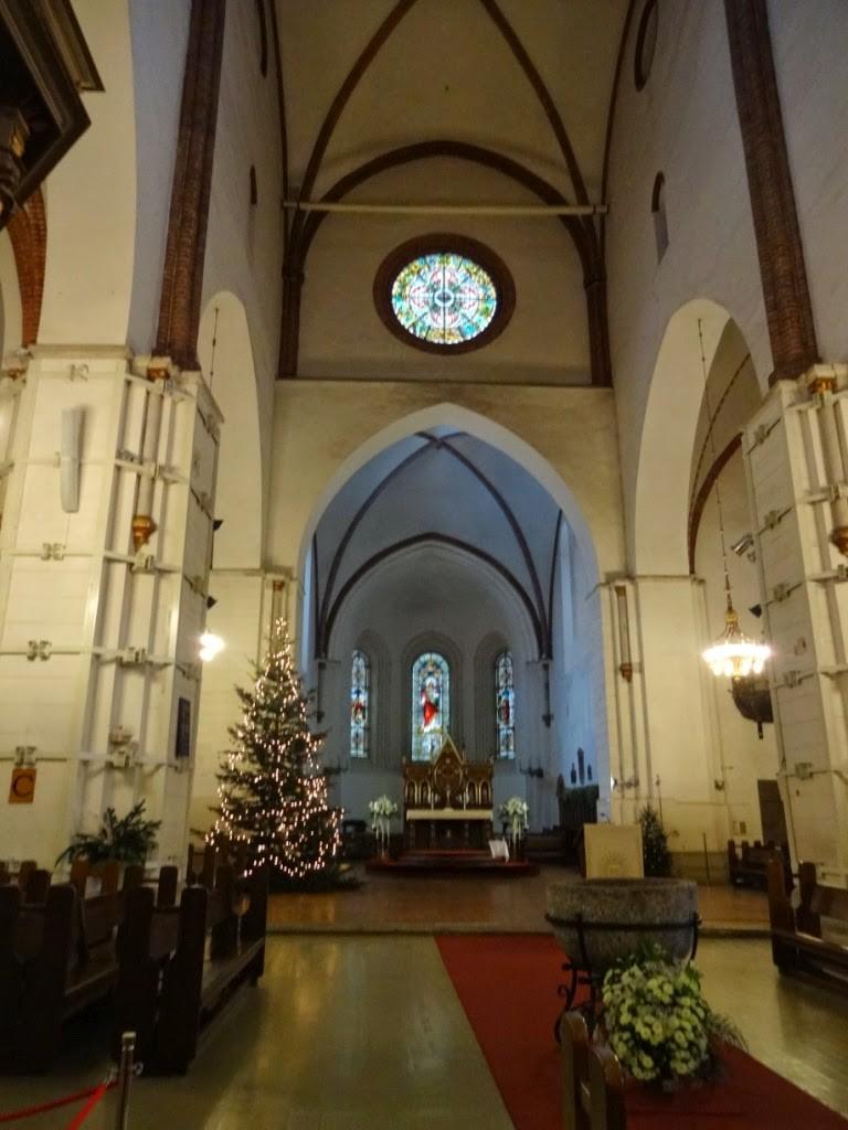 домский собор рига