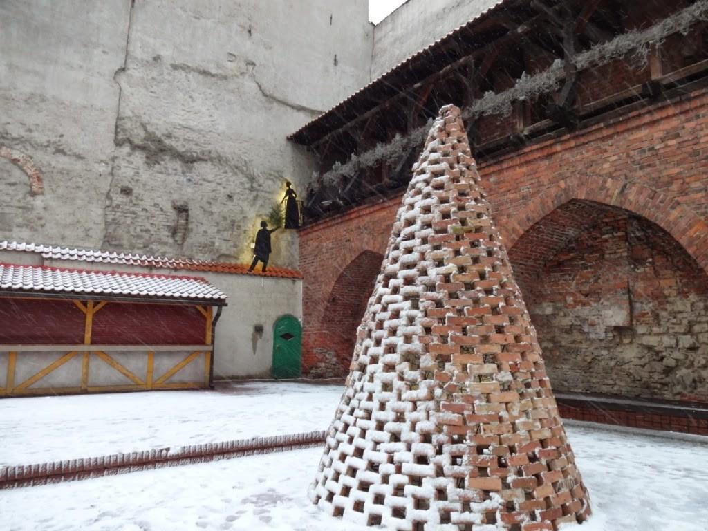 """""""путь рождественских елок"""" рига"""