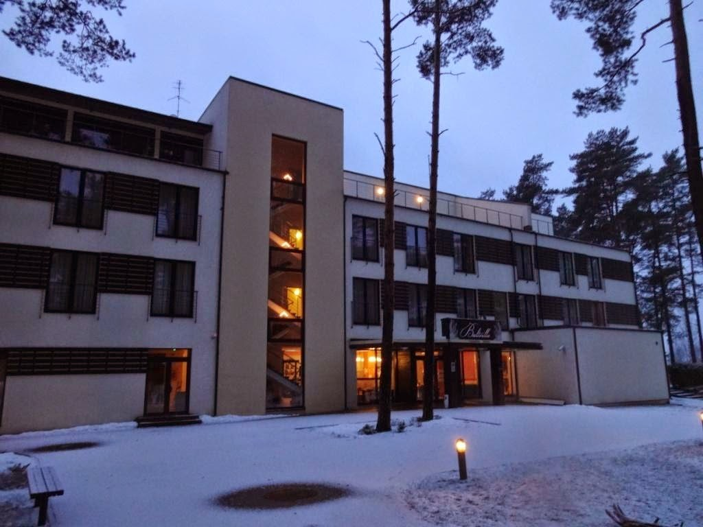 Отель Batvilla рига