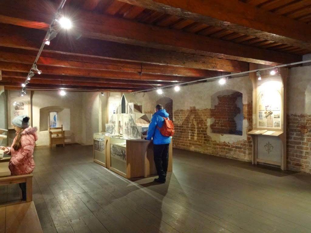 турайдский замок музей