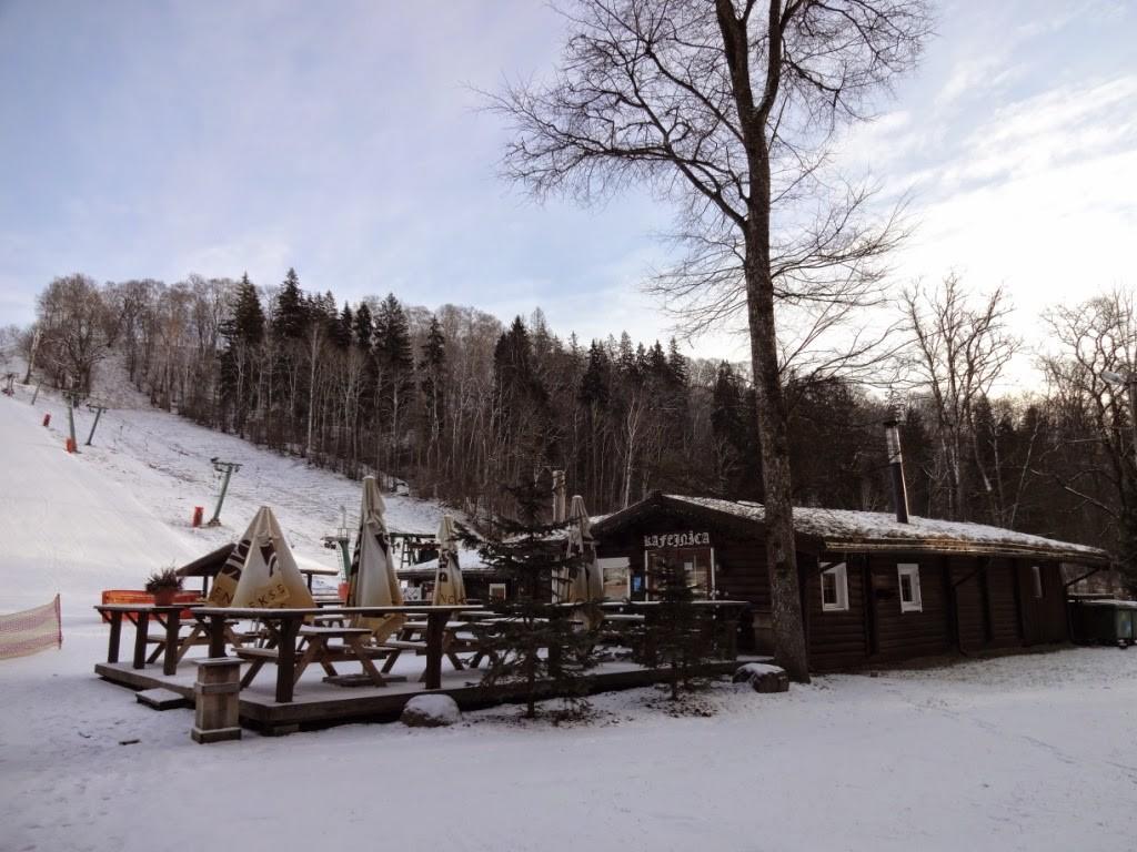 горнолыжный курорт сигулда