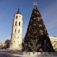 На авто в Прибалтику зимой: маршрут, гостиницы, переход границы Белоруссия — Латвия и Литва — Белоруссия.