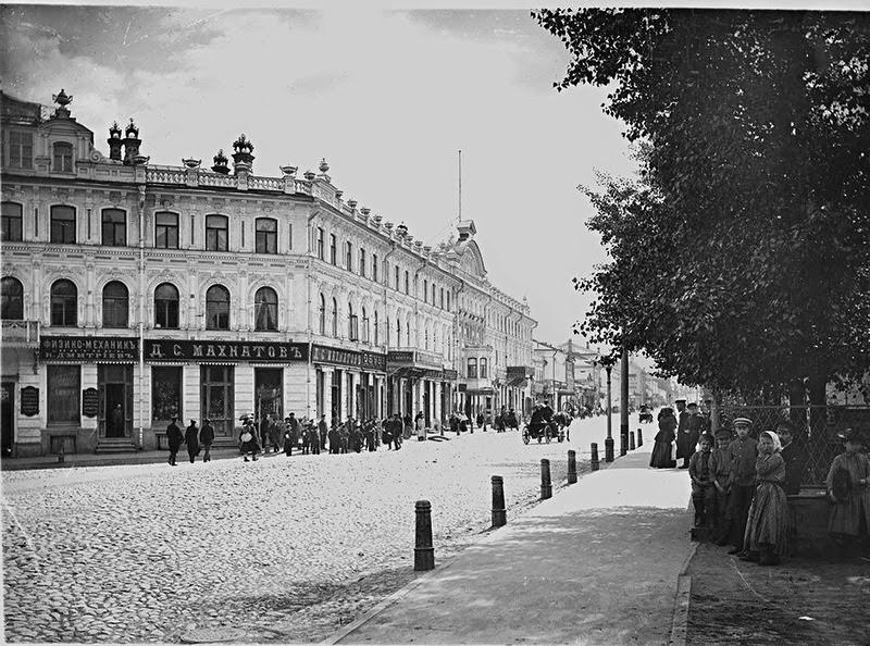 большая покровская нижний новгород старое фото