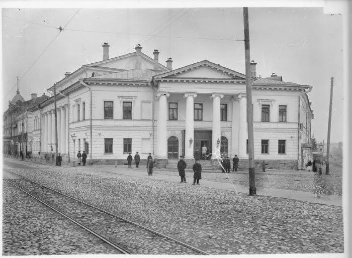 ДК Свердлова нижний новгород старое фото