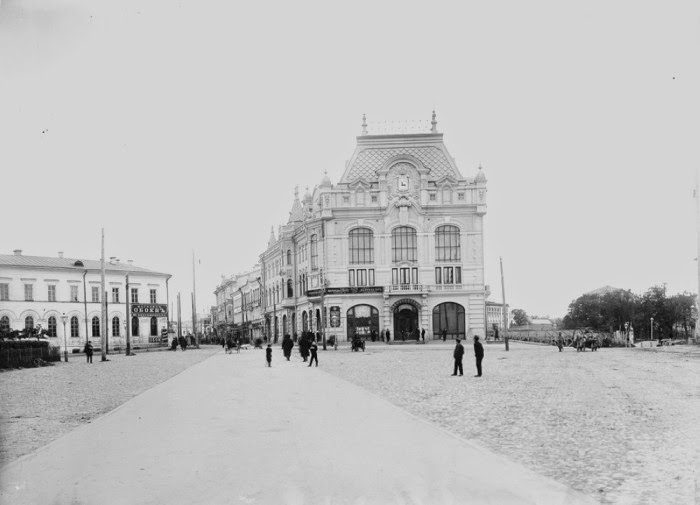 Дом труда Нижний новгород старое фото