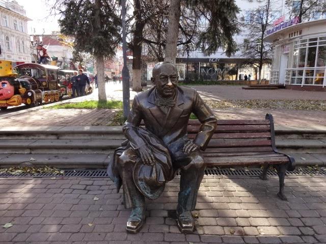 скульптура Евстигнеева Большая покровская