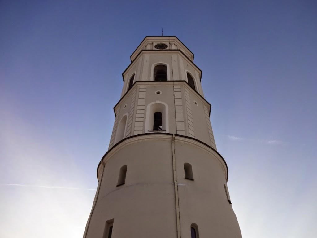 кафедральная площадь вильнюс колонна