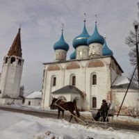 Спортивная Масленица 2015 в Гороховце + отзыв о Горнолыжном комплексе «Пужалова гора»