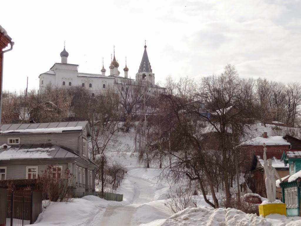 пужалова гора никольский монастырь гороховец
