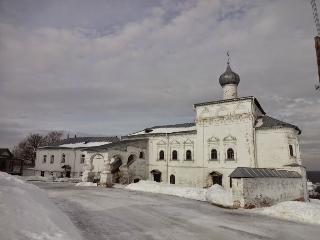никольский монастырь гороховец