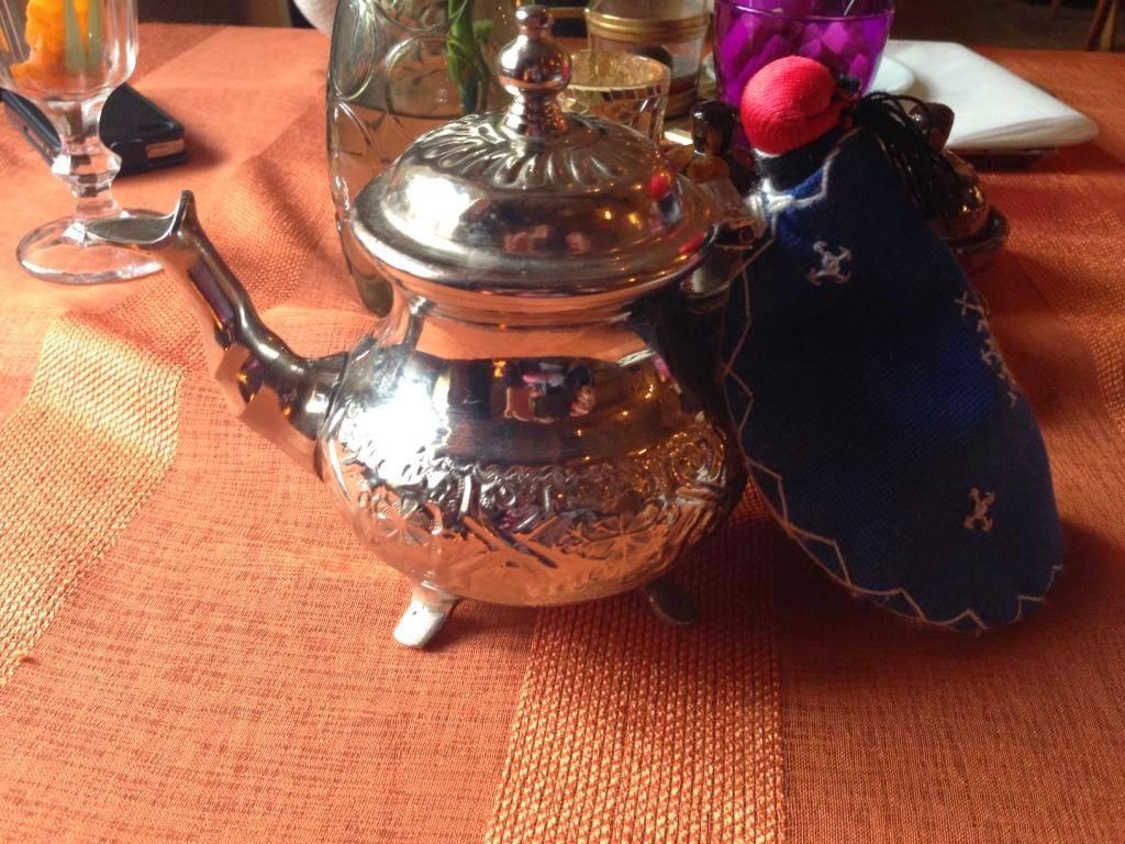 "Кафе ""Mahrib"" на улице Uzupio д.22"