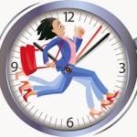 Сказка о потерянном времени или Как найти время на ведение блога?
