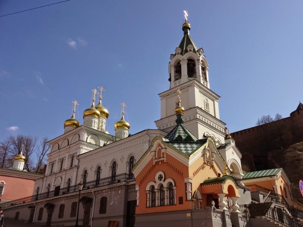 церковь рождества иоанна предтечи нижний новгород