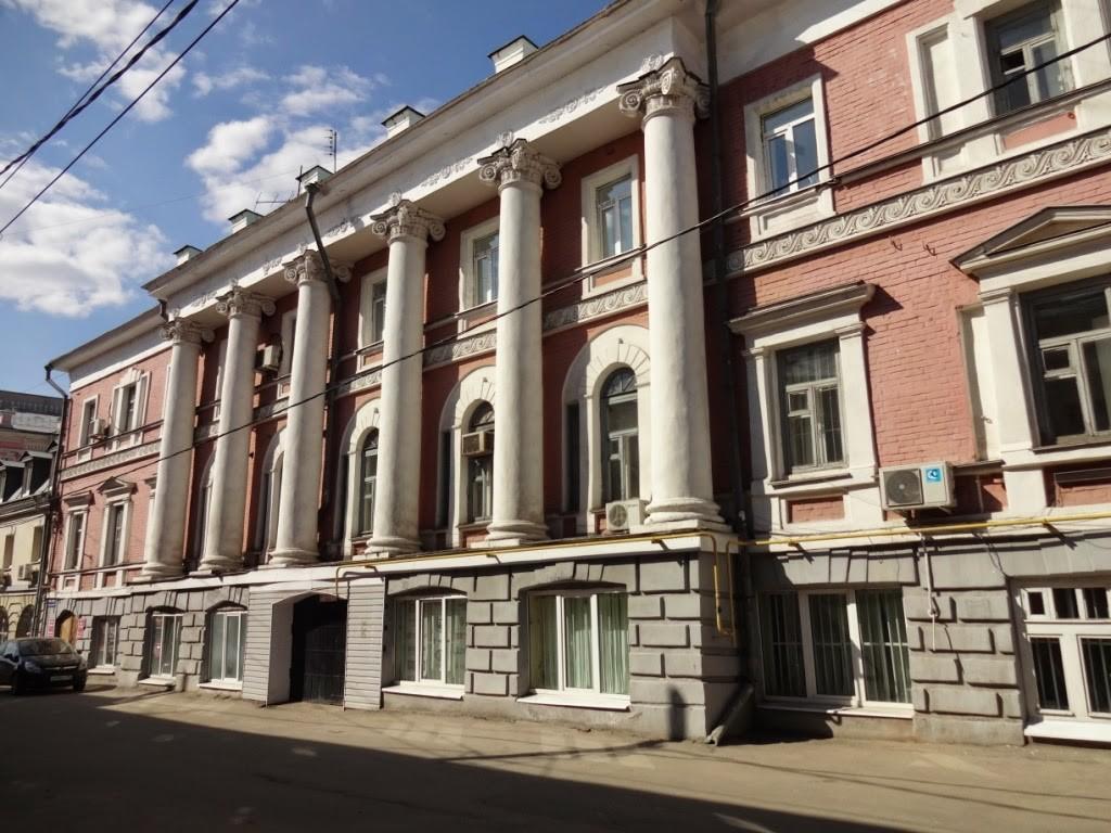 дом чайная улица кожевенная нижний новгород
