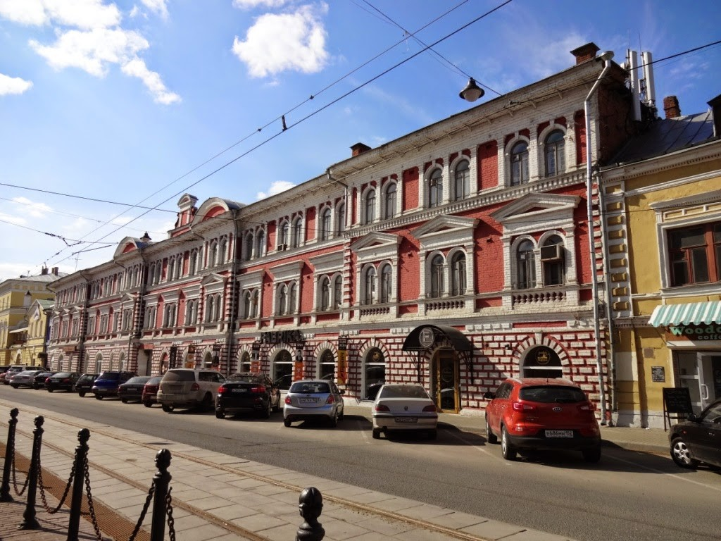 """корпус завода """"Добров и Набгольц"""" нижний новгород"""