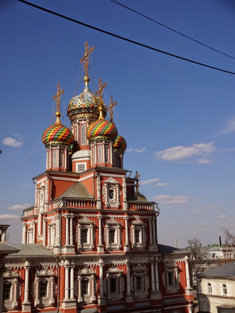строгановская церковь рождественская нижний новгород
