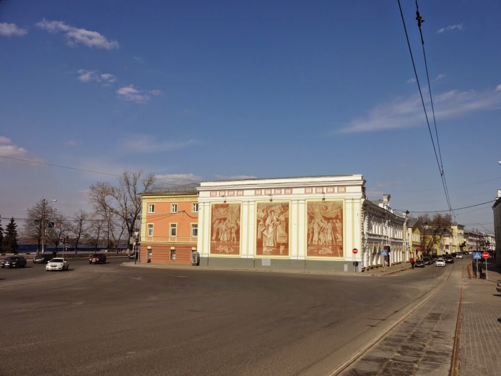 благовещенская площадь нижний новгород