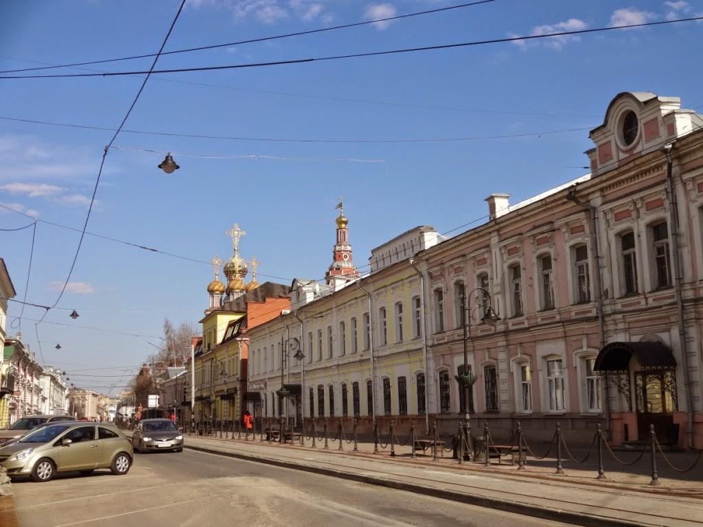улица рождественская нижний новгород