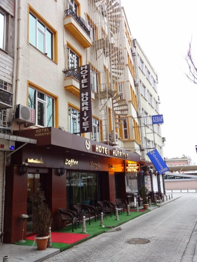 Hurriyet Hotel стамбул