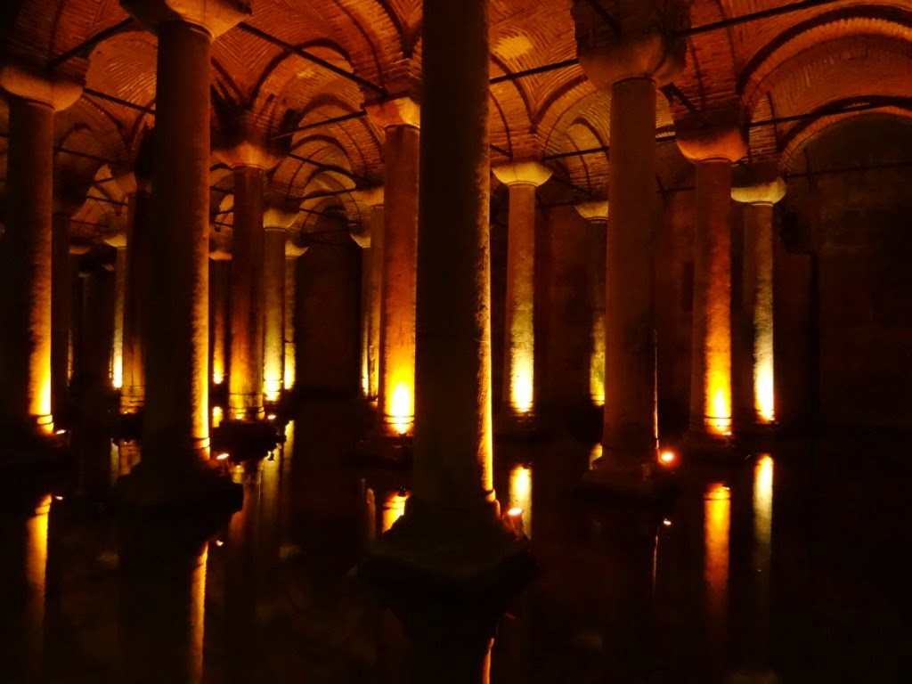 стамбул цистерна базилика