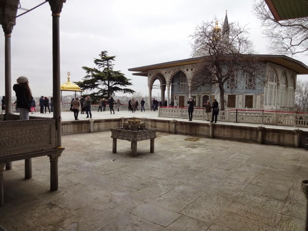 стамбул дворец топканы