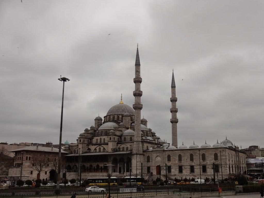 Yeni Cami стамбул