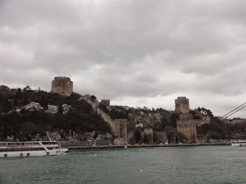 Румельская крепость стамбул