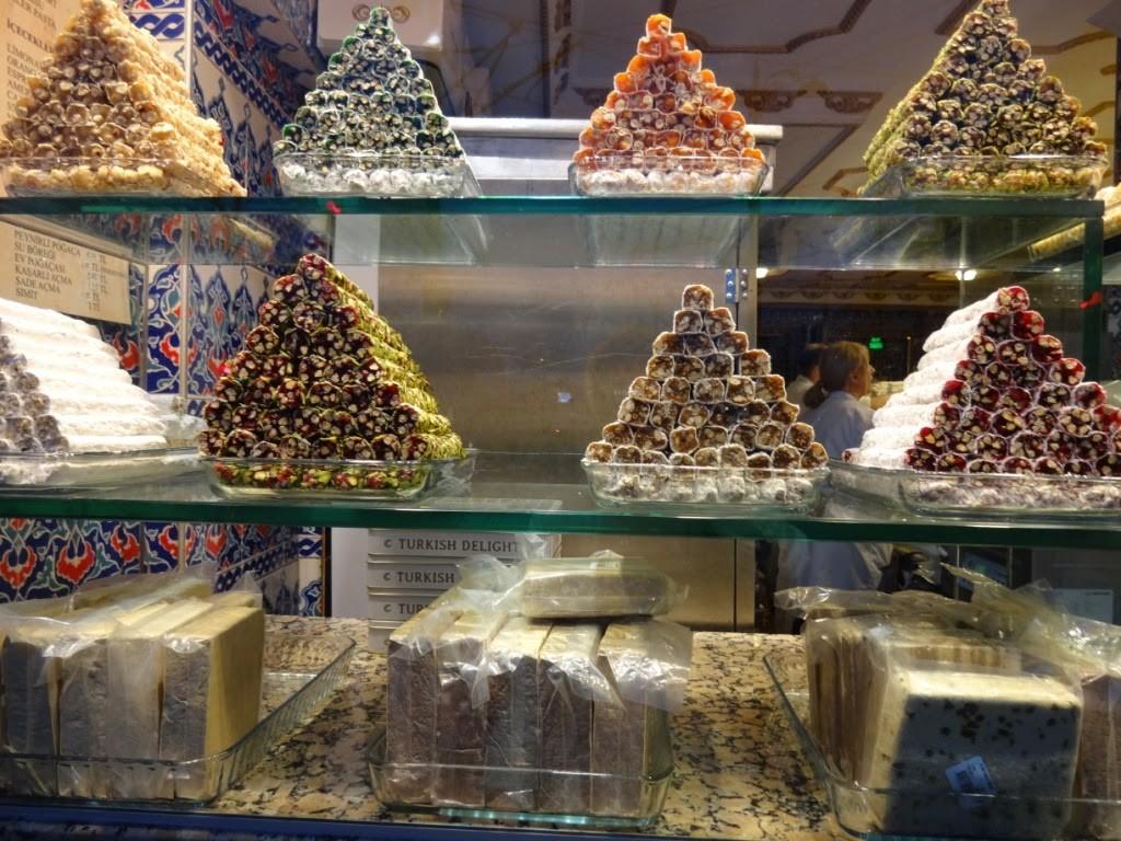 стамбульские сладости