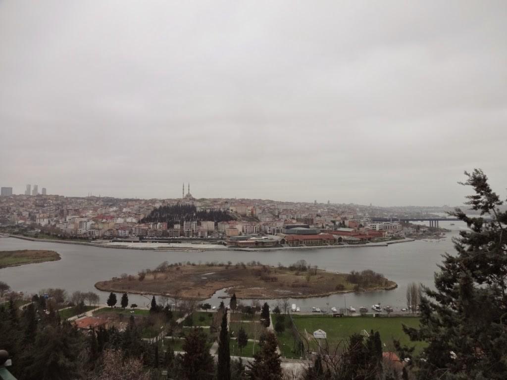 стамбул залив золотой рог