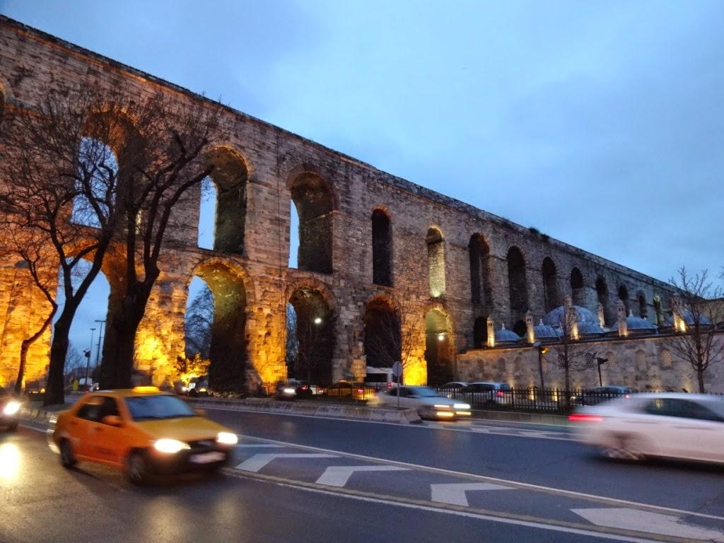 акведук стамбул