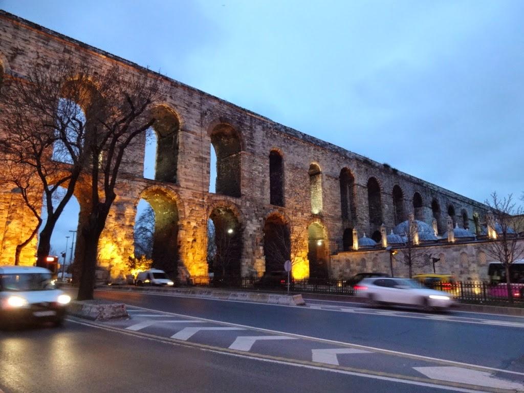 Акведук Валента стамбул