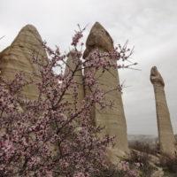 Каппадокия за 3 дня. День 2 — Треккинг: Долина Любви, крепость Учхисар, Голубиная Долина