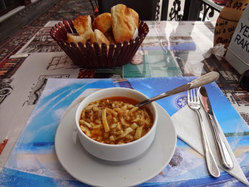 каппадокия суп чорба