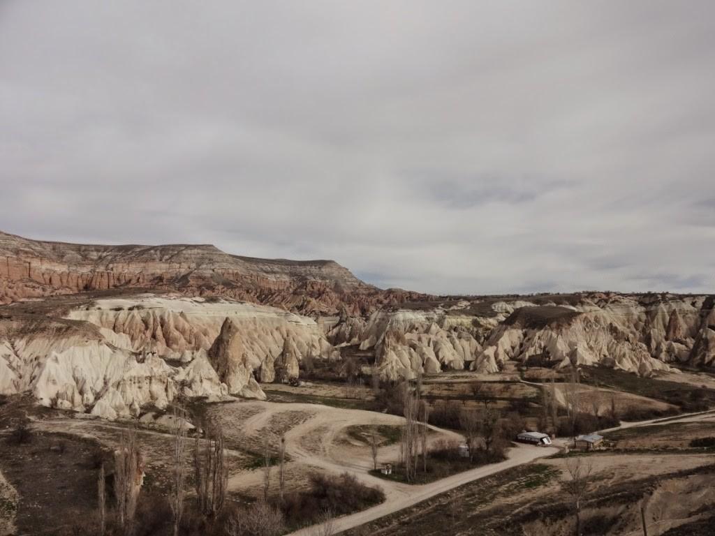 каппадокия розовая долина