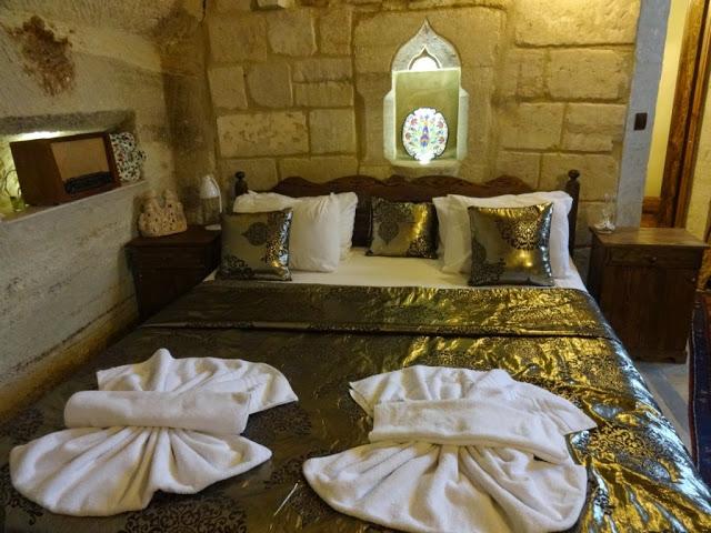 Отель в Каппадокии