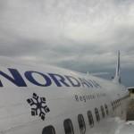 Перелет с Нордавиа. Отзыв