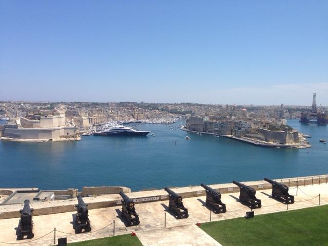 Пушки Мальта