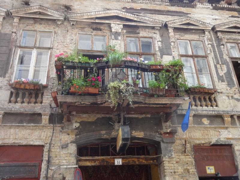 будапешт балкон