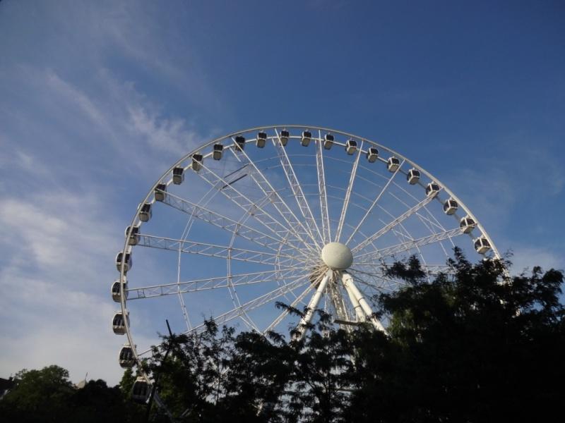 колесо обозрения будапешт